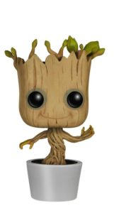 cool dancing groot bobble toy