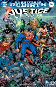Justice League #20 - DC